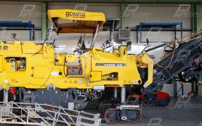 BOMAG BM 1300/30 - Roadcon international