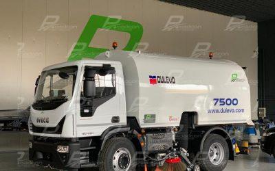DULEVO 7500 SKY - Roadcon international