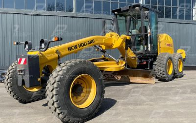 NEW HOLLAND F156.6 A - Roadcon international