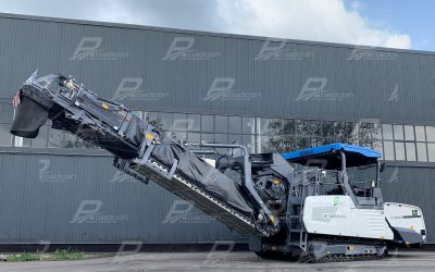 VOGELE MT3000-2i Offset - Roadcon international