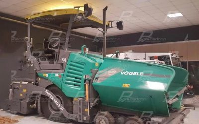 VOGELE S1803-3i - Roadcon international