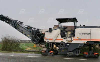 WIRTGEN W200i - Roadcon international